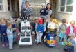 Materská škola Štúrova privítala Robot Band