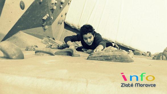 Detský lezecký festival