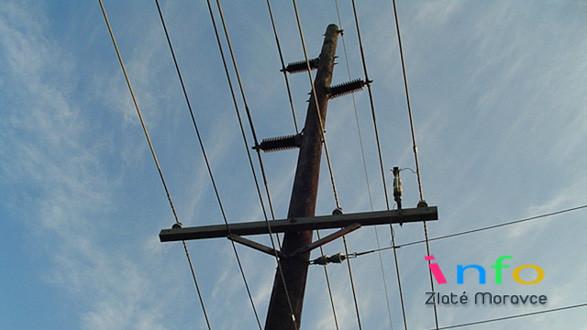 Prerušenie distribúcie elektrickej energie