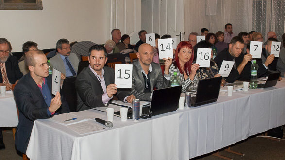 Pozvánka na 29. zasadnutie Mestského zastupiteľstva v Zlatých Moravciach
