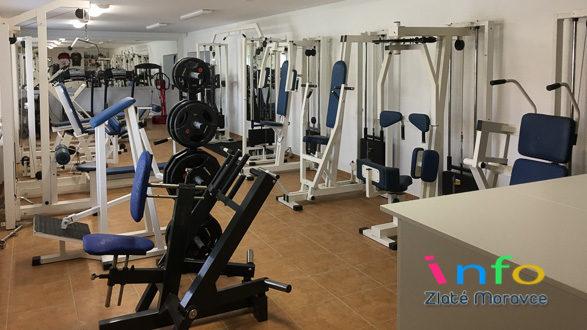 V Beladiciach otvorili moderné športovo-tréningové fitness centrum IronBull Gym.