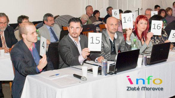 Pozvánka na 27. zasadnutie Mestského zastupiteľstva vZlatých Moravciach
