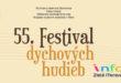 55. Festival dychových hudieb