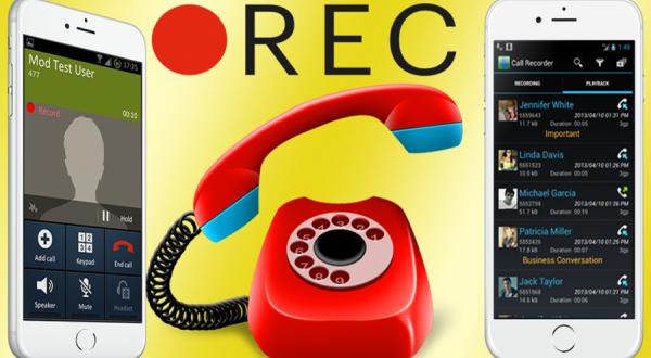 Kedy môžete legálne nahrávať telefonický rozhovor ?