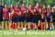 DEBUT FUTBALISTIEK FC VION