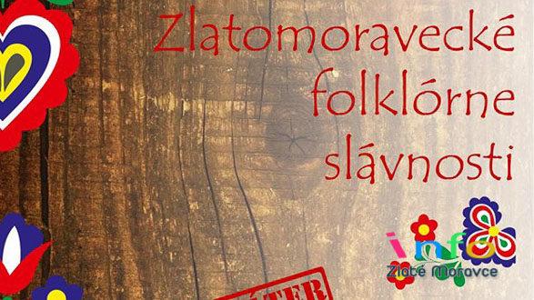 Zlatomoravecké folkórne slávnosti