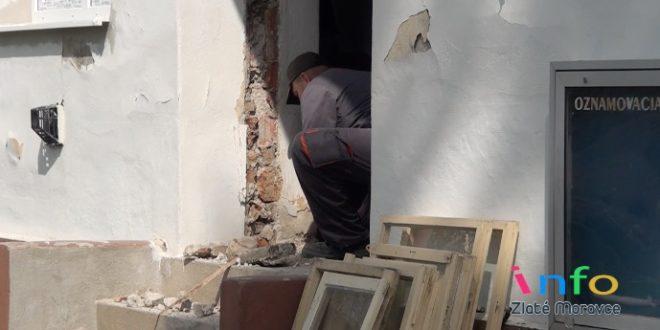 V Prílepoch vymenili staré okna za nové