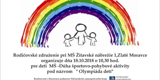 Olympiáda detí