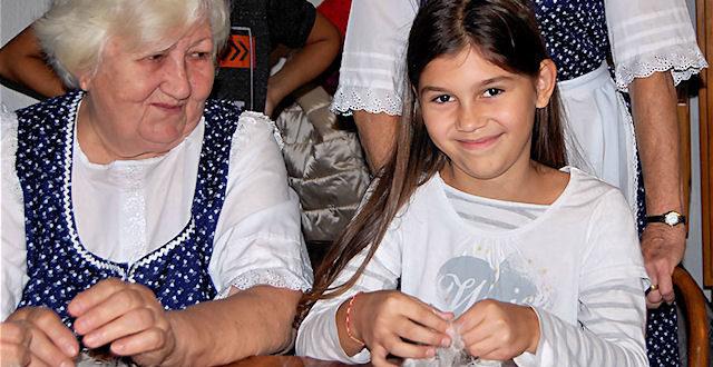 Páračky s Babičkou