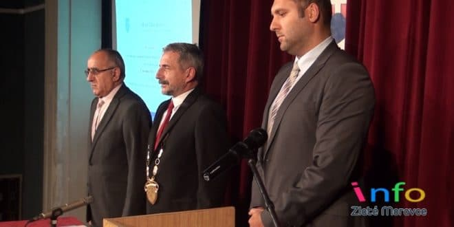 Zloženie sľubu primátora a poslancov mesta