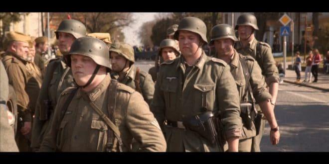 VIDEO: Rekonštrukcia bojov v Zlatých Moravciach