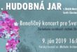 Hudobná Jar v Zlatých Moravciach
