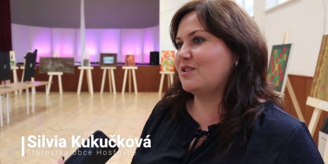 Výstava umenia – AKO TO CÍTIME (video)