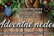Adventné nedele v Zlatých Moravciach