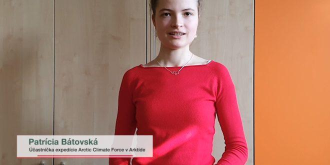 """Prednáška oexpedícii """"Arctic Climate Force"""" na Pribinke"""