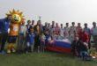 Naši chlapci U13 na turnaji Ponta do Sol Cup 2020