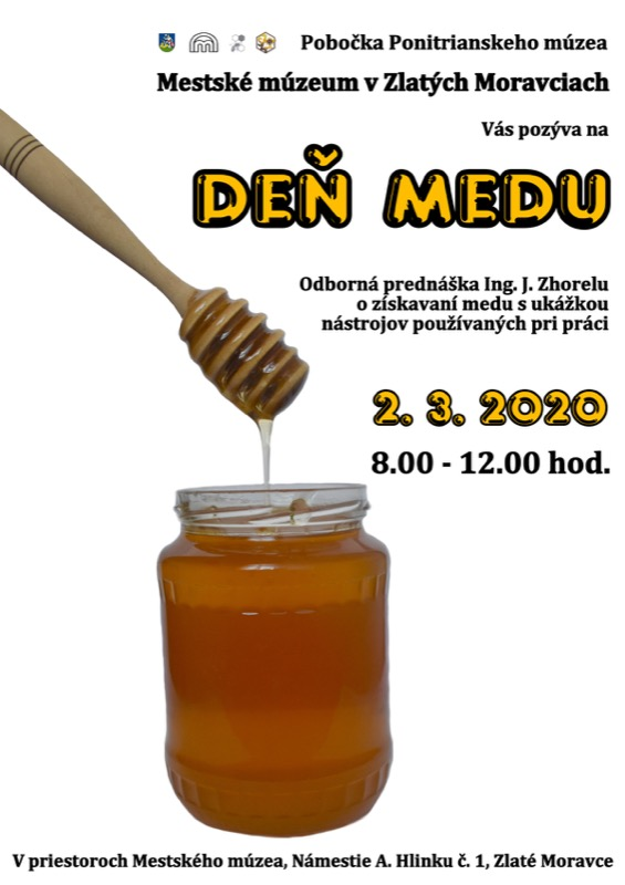 Deň medu - pozvánka