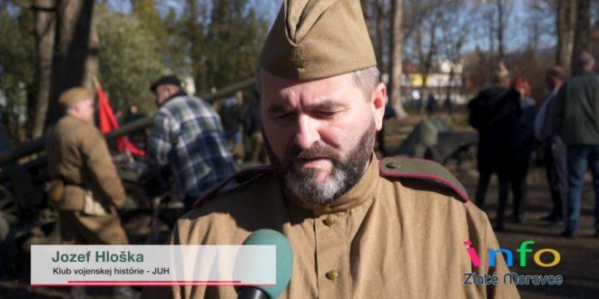 VIDEO – Prezentácia dobových táborov v Zlatých Moravciach