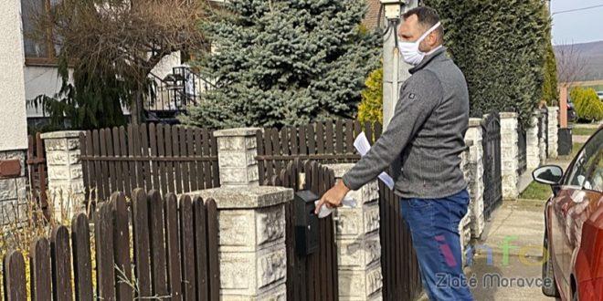 🎥 VIDEO: Mesto začalo rozdávať rúška pre seniorov
