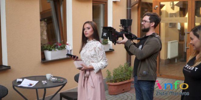 Nový videoklip sa natáčal v hoteli Eminent