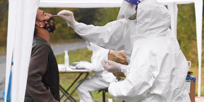 Výzva pre zdravotníkov a dobrovoľníkov pri plošnom testovaní v meste Zlaté Moravce