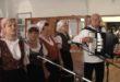 Zlatomoravčianka spieva pre Seniorov
