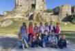 Deti z MŠ Kalinčiakova v Tekovskom múzu aLesnej škole vLeviciach