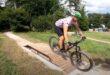 Takto vyzerá nový trail v Bike Parku Drozdovo